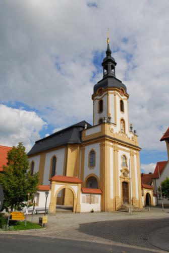 Kirche in Pretzfeld